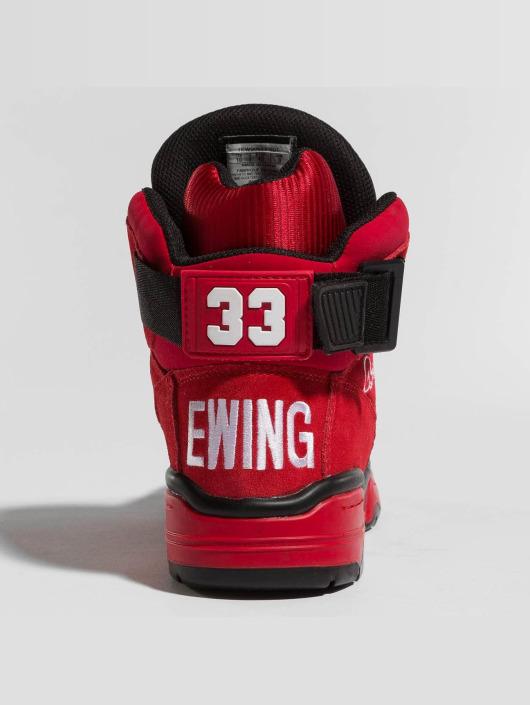 Ewing Athletics Zapatillas de deporte 33 High OG rojo