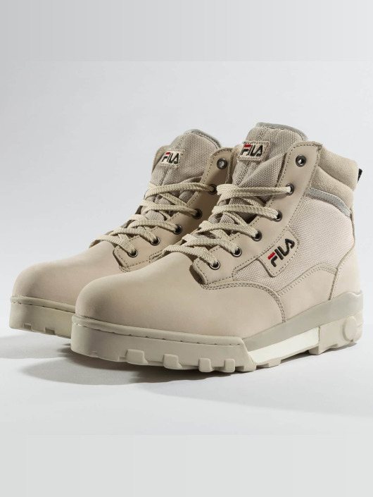 new style cdbf4 c2693 ... FILA Boots Heritage Grunge Mid beige ...