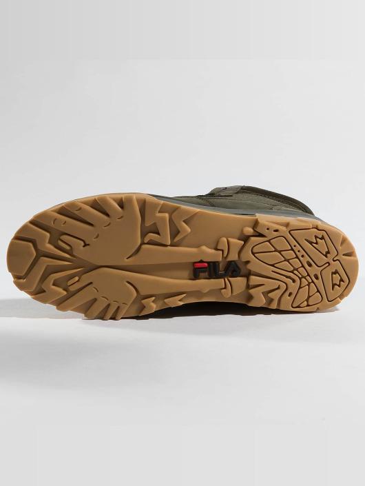 FILA Boots Heritage Grunge Mid olijfgroen