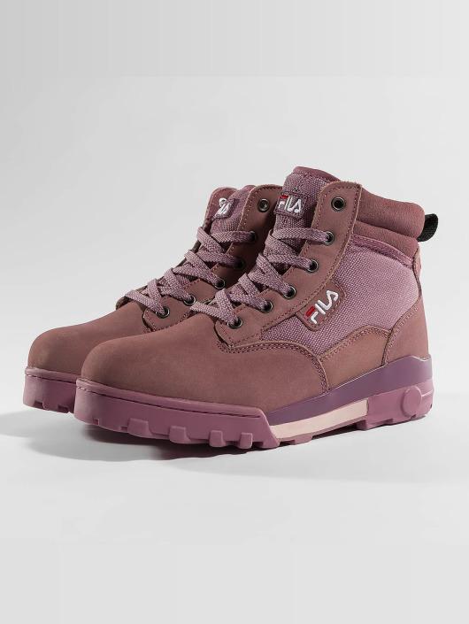 800e12d3aa35 FILA schoen   Boots Heritage Grunge Mid in paars 392159