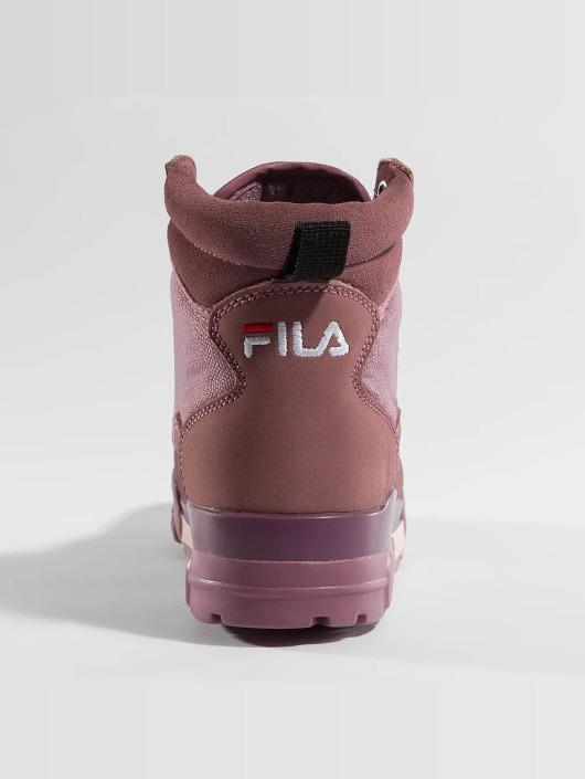 FILA Boots Heritage Grunge Mid paars