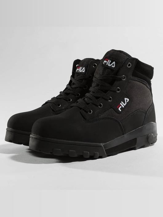 brand new 65301 dc72d ... FILA Boots Heritage Grunge L Mid schwarz ...