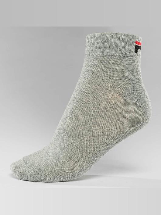 FILA Chaussettes 3-Pack Training gris
