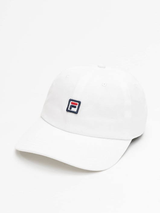 Fila Dad Cap Strap Back White