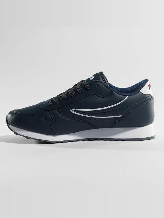 FILA sneaker Orbit Low blauw