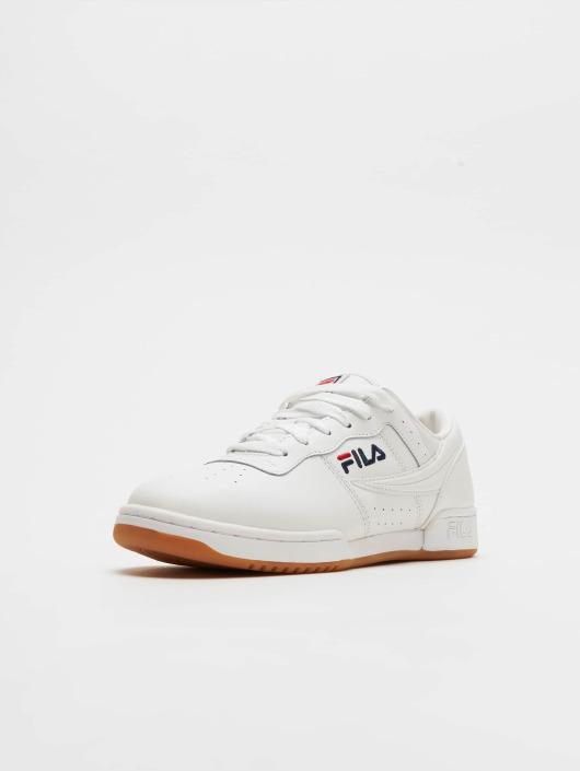 FILA Sneakers Heritage Original Fitness Low bialy