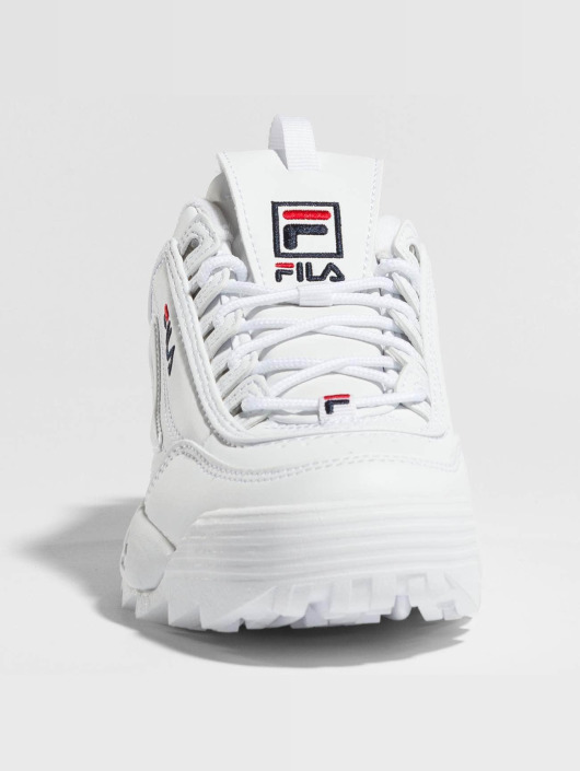 FILA Sneakers Heritage Disruptor Low bialy
