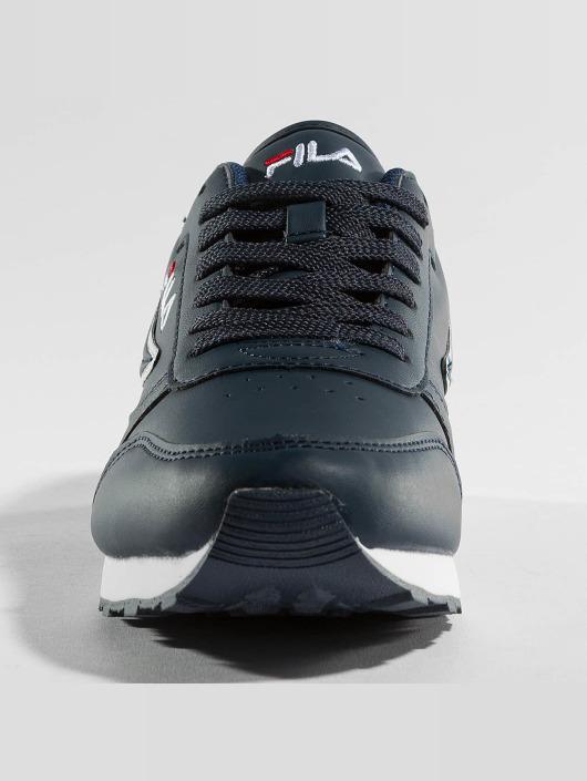 FILA Sneakers Orbit Low blue