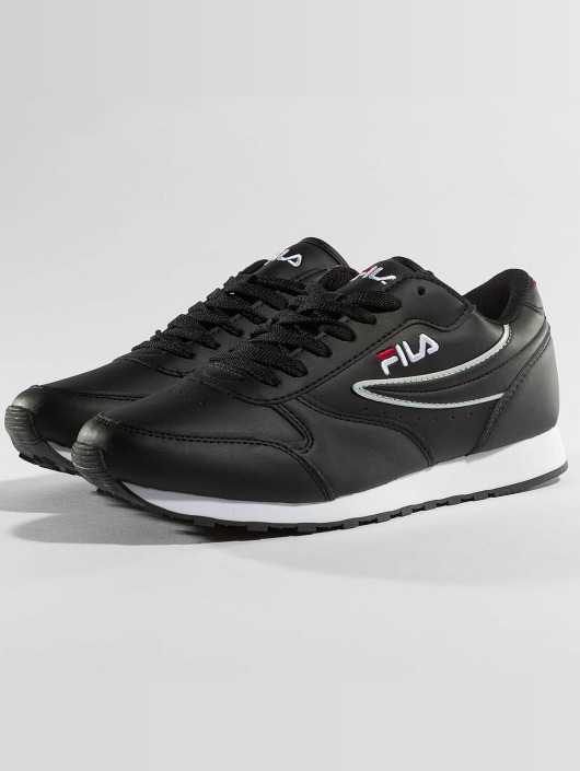 FILA Sneakers Orbit Low czarny