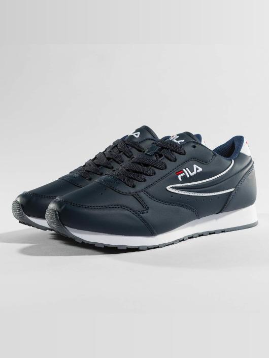 FILA Sneakers Orbit Low niebieski