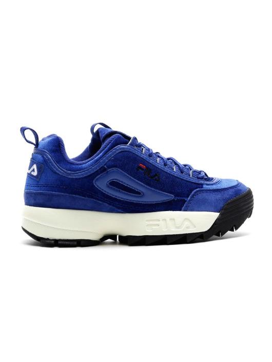 FILA Sneakers Disruptor V Low WMN niebieski