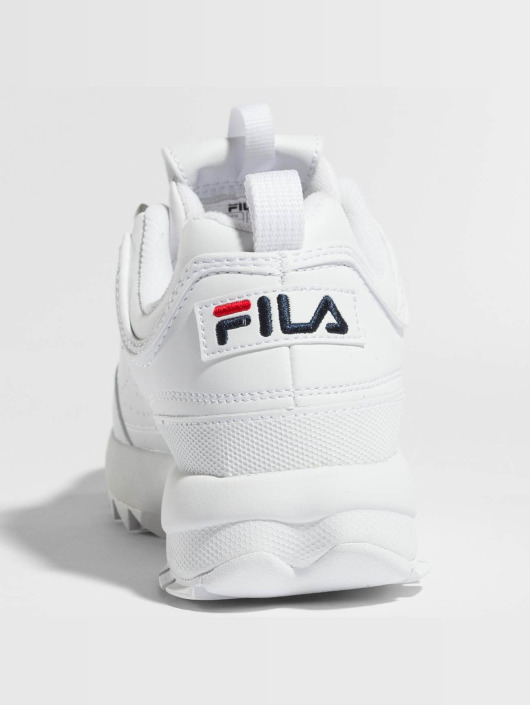 FILA Sneakers Heritage Disruptor Low vit