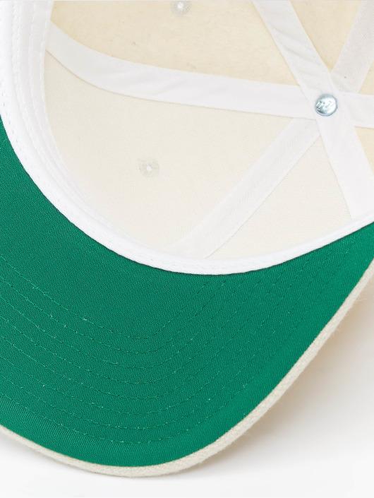 Flexfit Кепка с застёжкой Melton Wool белый