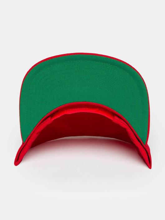 Flexfit Кепка с застёжкой Classic красный