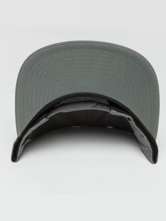 Flexfit Кепка с застёжкой 110 серый