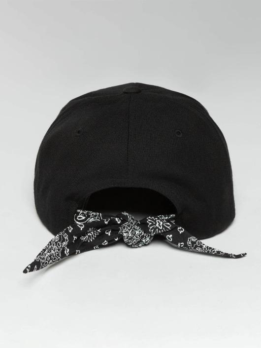 Flexfit Кепка с застёжкой Bandana Tie черный