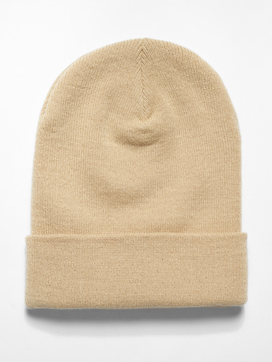 Flexfit Beanie Heavyweight Long beige