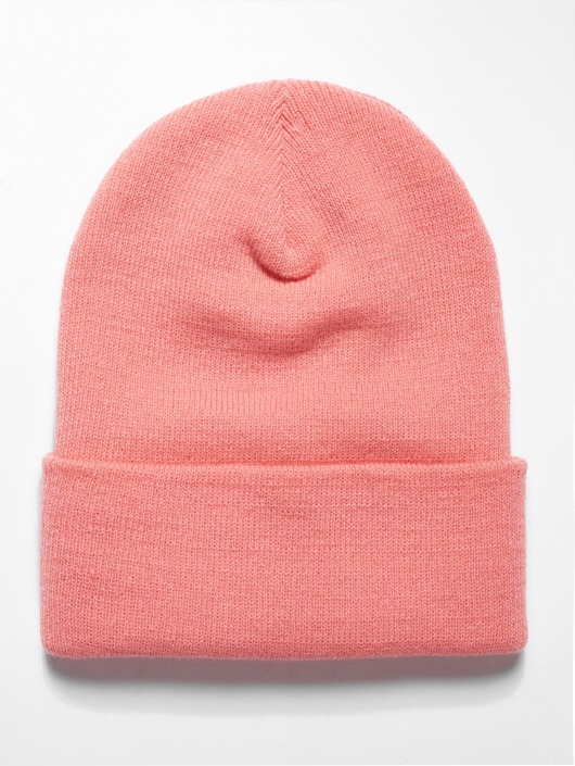 Flexfit Beanie Heavyweight Long rosa