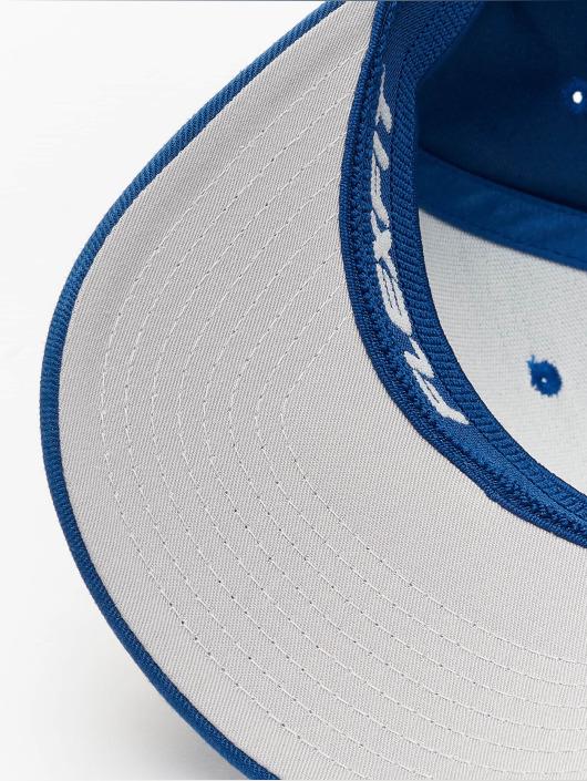 128650 Bleu Flex Combed Casquette Flexfit Fitted Wooly CxrhQtBsd