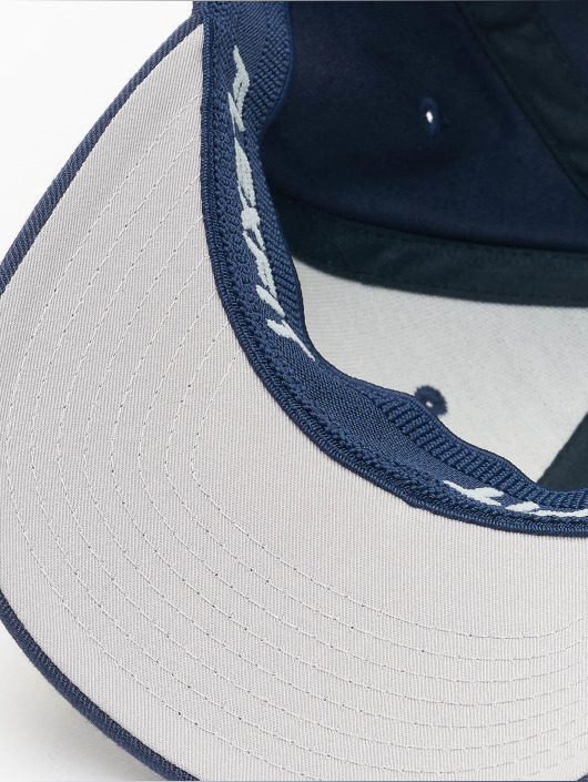 Flexfit Casquette Flex Fitted Wooly Combed bleu