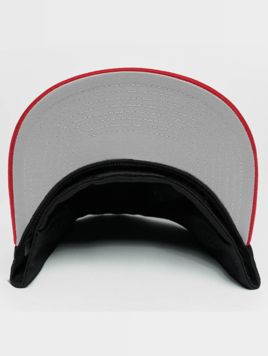 Flexfit Casquette Flex Fitted 2-Tone Wooly Combed noir