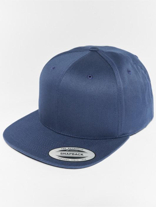 Bleu Flexfit Organic Strapback 517242 Snapbackamp; Cotton Casquette q5LAjRc34S