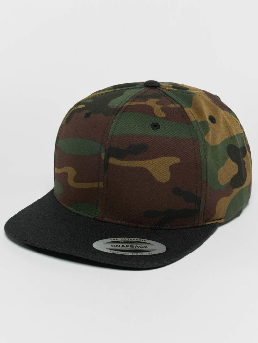 2 tone Snapbackamp; Camo Flexfit Camouflage Casquette Classic Strapback 477245 v8nNm0w
