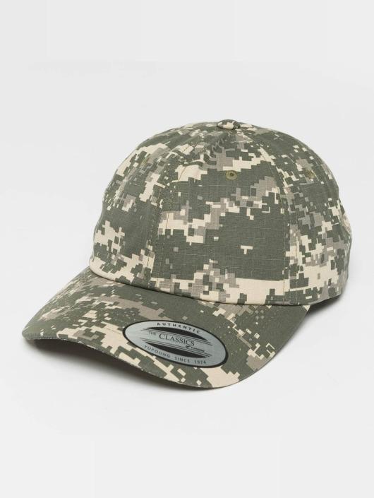 Casquette Flexfit Digital Camo 477272 Strapback Low Profile Camouflage Snapbackamp; TJculFK135