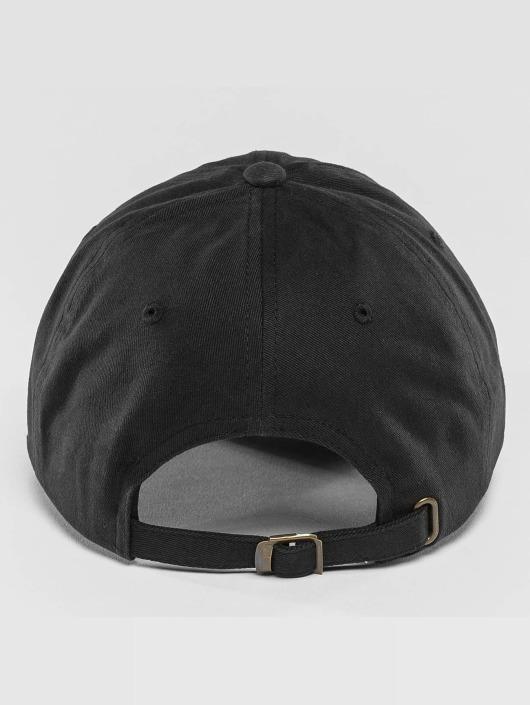 Flexfit Casquette Snapback & Strapback Twill Dad noir