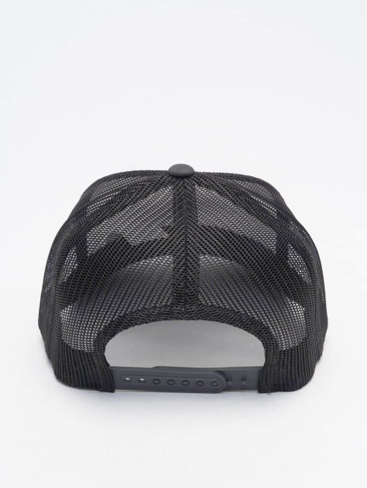 Flexfit Casquette Trucker mesh Retro Colored Front gris