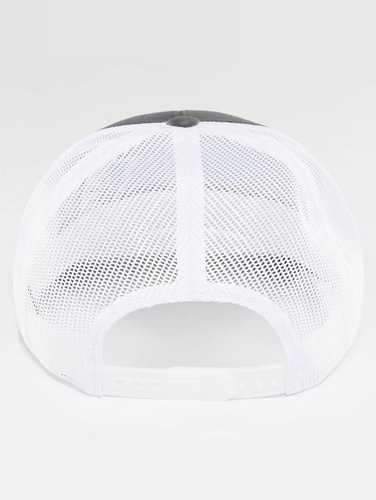 Flexfit Casquette Trucker mesh Retro gris
