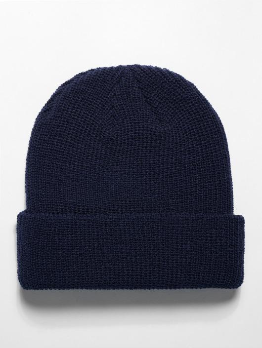 Flexfit Czapki Long Knit niebieski