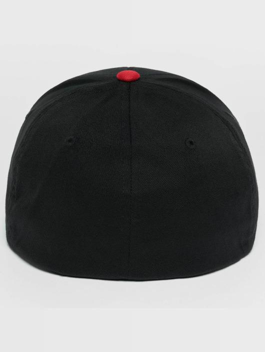 Flexfit Flexfitted Cap 2-Tone Wooly Combed èierna