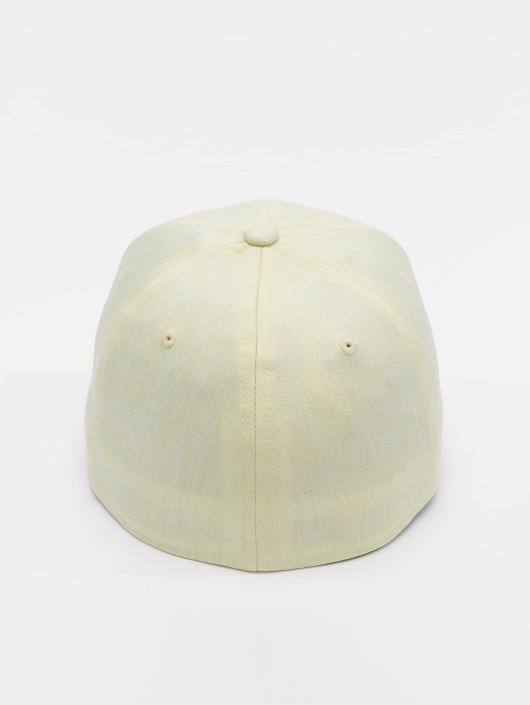 Flexfit Flexfitted Cap Pastel Melange žltá