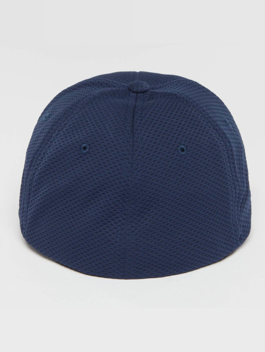Flexfit Flexfitted Cap 3D Hexagon blå