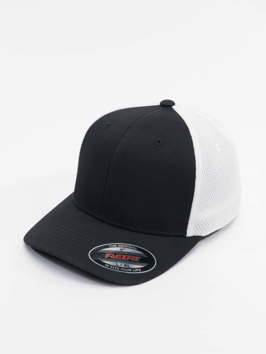 Flexfit Flexfitted Cap 2-Tone Ultrafibre & Airmesh black