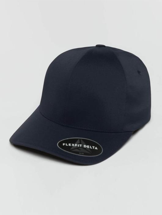 Flexfit Flexfitted Cap Delta blau
