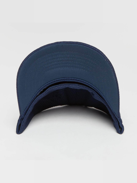 Flexfit Flexfitted Cap 3D Hexagon blauw