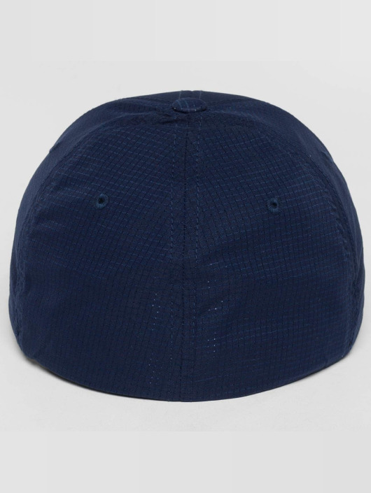 Flexfit Flexfitted Cap Hydro-Grid blauw
