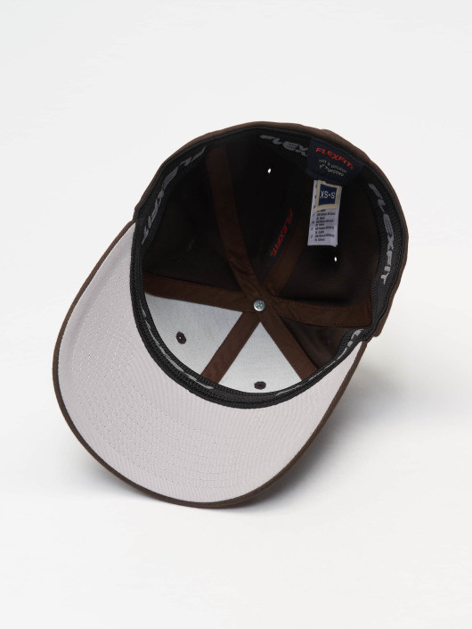 Flexfit Flexfitted Cap Wooly Combed brown