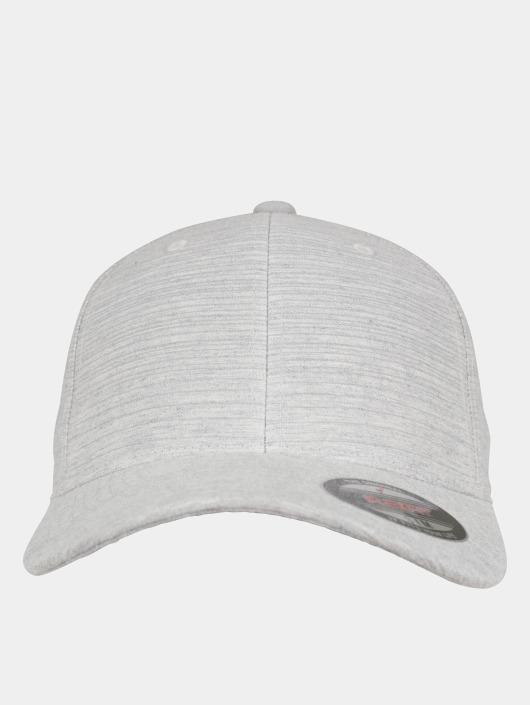 Flexfit Flexfitted Cap Ivory Melange grau
