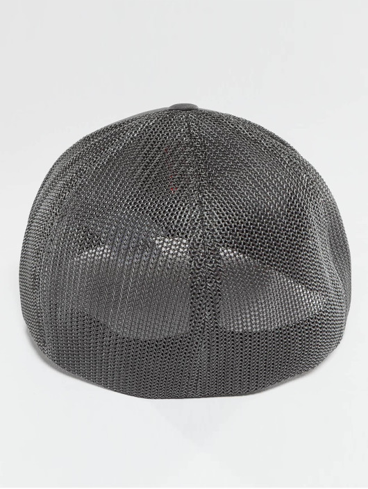 Flexfit Flexfitted Cap Mesh Cotton Twill gray