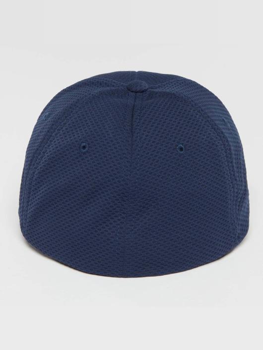Flexfit Flexfitted Cap 3D Hexagon modrá