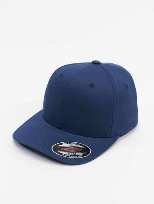 Flexfit Flexfitted Cap Organic Cotton modrá