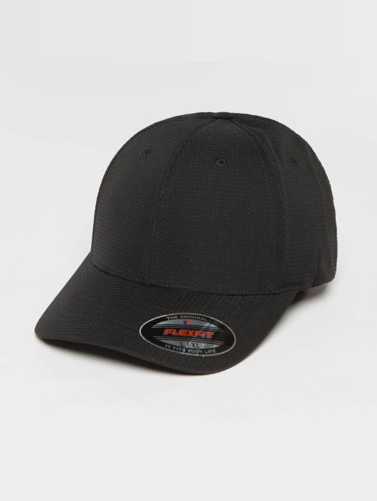 Flexfit Flexfitted Cap Hydro-Grid noir