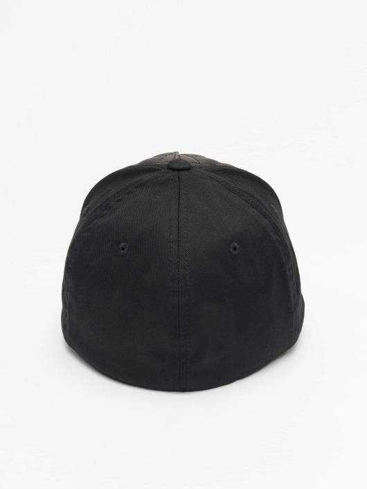 Flexfit Flexfitted Cap Diamond Quilted schwarz