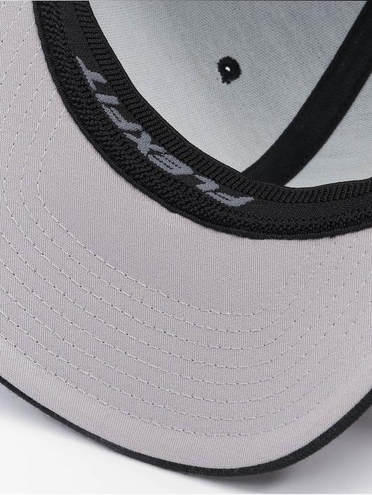 Flexfit Flexfitted Cap Wool Blend schwarz