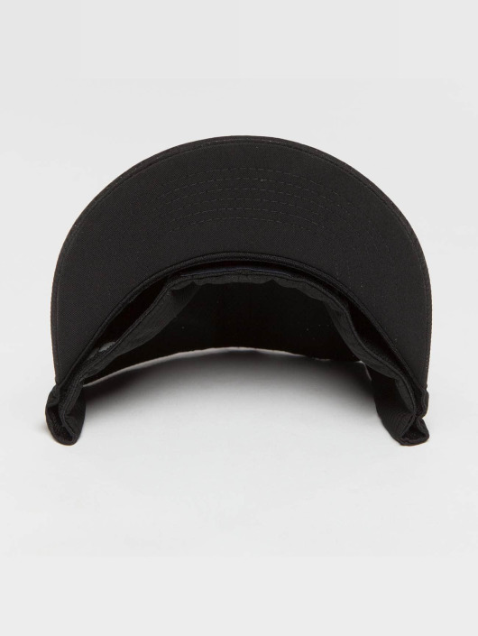 Flexfit Flexfitted-lippikset Hydro-Grid musta