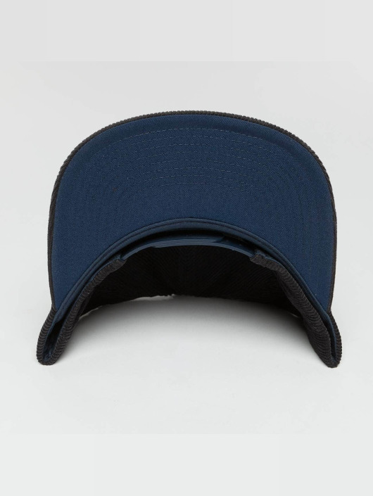 Flexfit Gorra Snapback Premium Corduroy azul