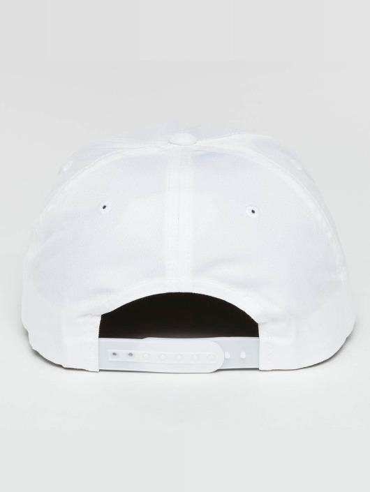 Flexfit Gorra Snapback Unstructured blanco